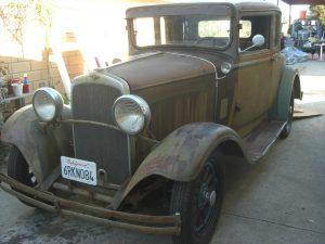 Ford model A Import einen US Autos