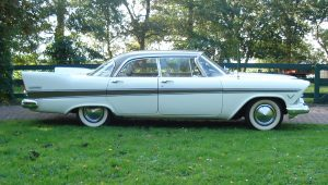 Plymouth Belvedere import