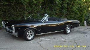 1967 Pontiac cabrio import