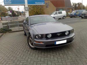 Mustang import aus den usa
