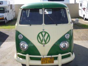 VW T1 import nach deutschland