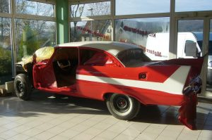 1958 Plymouth Fury import aus den USA