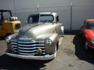 1949 Chevrolet Truck import us cars verschiffung