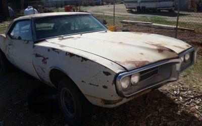 1967 Pontiac zu verkaufen