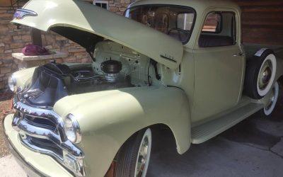 1954 Chevy 3100 model